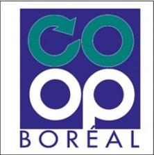 Coop boréal logo